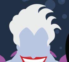 Ursula the Sea Witch Sticker