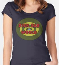 Sick Sad World Women's Fitted Scoop T-Shirt