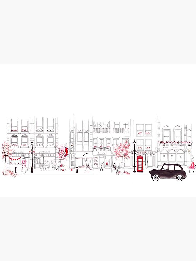 London Street Scene - Seven Dials by FallintoLondon