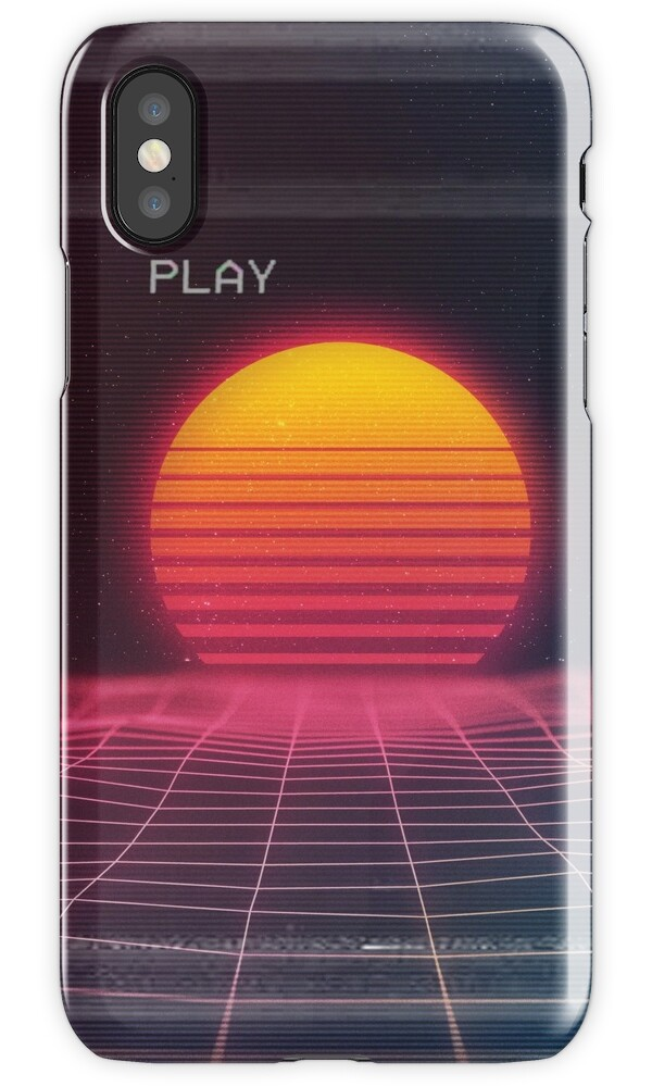 how to put cd on iphone quot digital sunset quot iphone cases amp covers by pussydew redbubble 8562