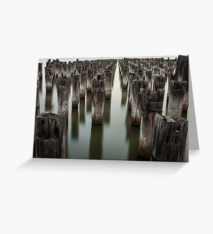 1094 Old Princess Pier Greeting Card