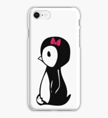 Her Penguin iPhone Case/Skin
