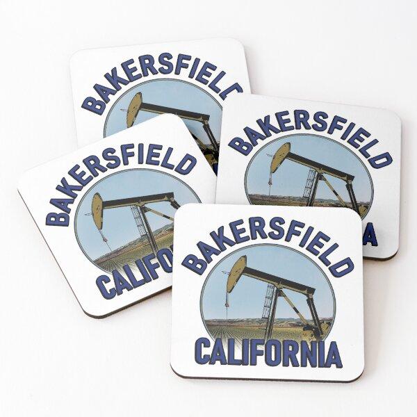 Bakersfield Coasters (Set of 4)