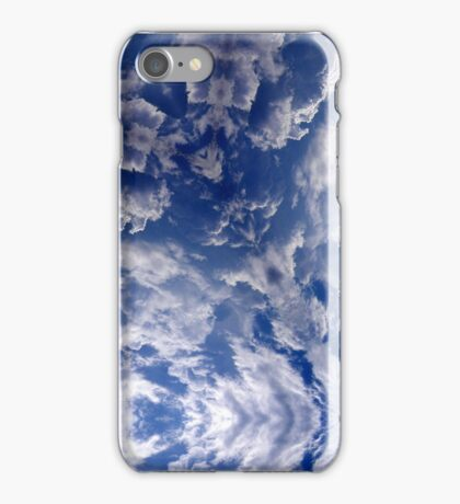 dragons of the sky iPhone Case/Skin