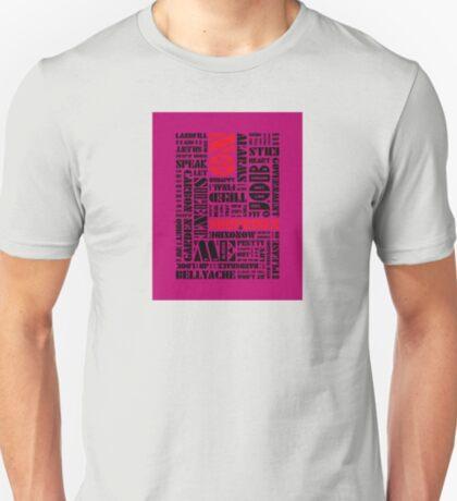 Writer*s Block • No Surprises - Colourful T-Shirt