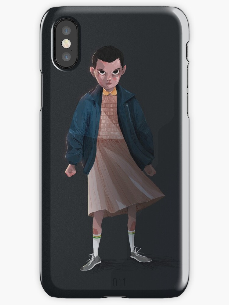 ELEVEN Stranger Things by Lucie Andouche