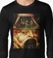 Hieronymus Bosch monster eating people T-Shirt