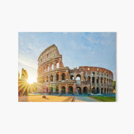 The Grand Colosseum Art Board Print