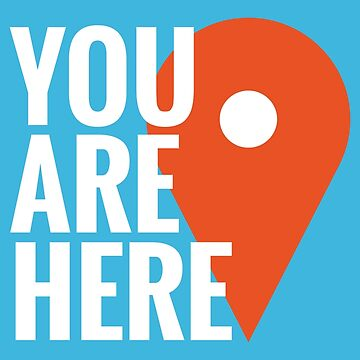 You Are Here by peace-ter