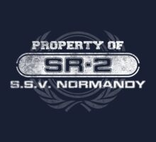 Naval Property of SR2 | Unisex T-Shirt