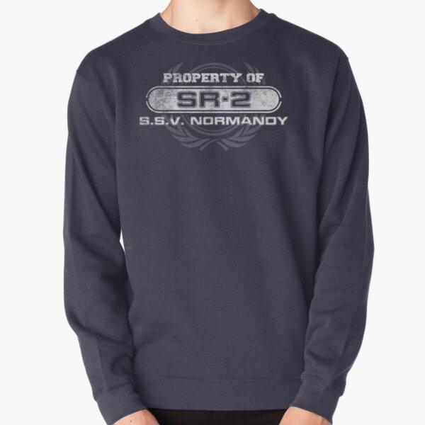 Vintage Property of SR2 Pullover Sweatshirt