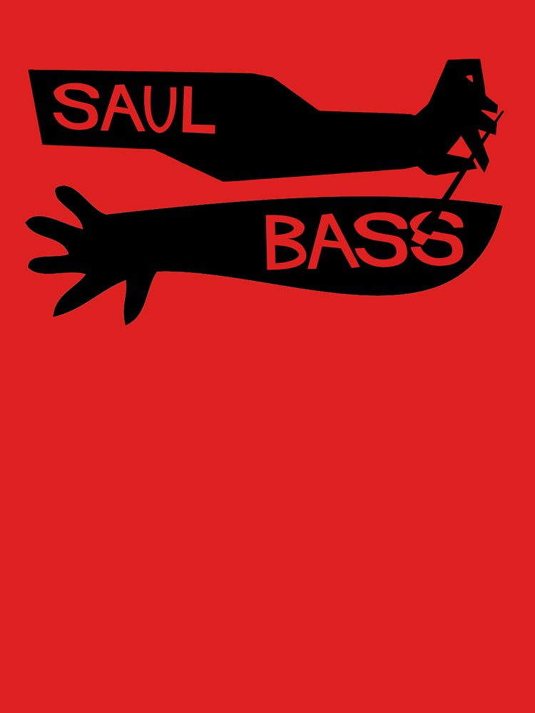 TShirtGifter presents: Saul Bass | Unisex T-Shirt