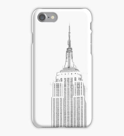 empire state  iPhone Case/Skin