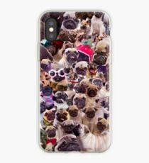 Pugs, pugs, pugs iPhone Case