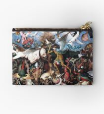 Pieter Bruegel The Fall of the Rebellious Angels 1562 Studio Pouch