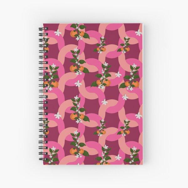 Pink Dreams Spiral Notebook