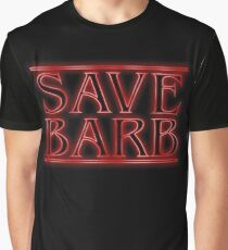 Save Barb Graphic T-Shirt