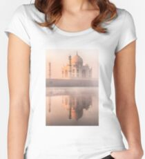 The Eternal Teardrop Women's Fitted Scoop T-Shirt