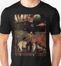 The Death Cart by Pieter Bruegel 1500s T-Shirt