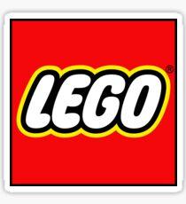 lego logo Sticker
