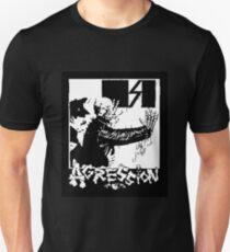 AGRESSION Unisex T-Shirt