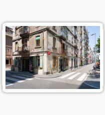 Barceloneta Sticker