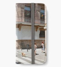 Barceloneta iPhone Wallet/Case/Skin