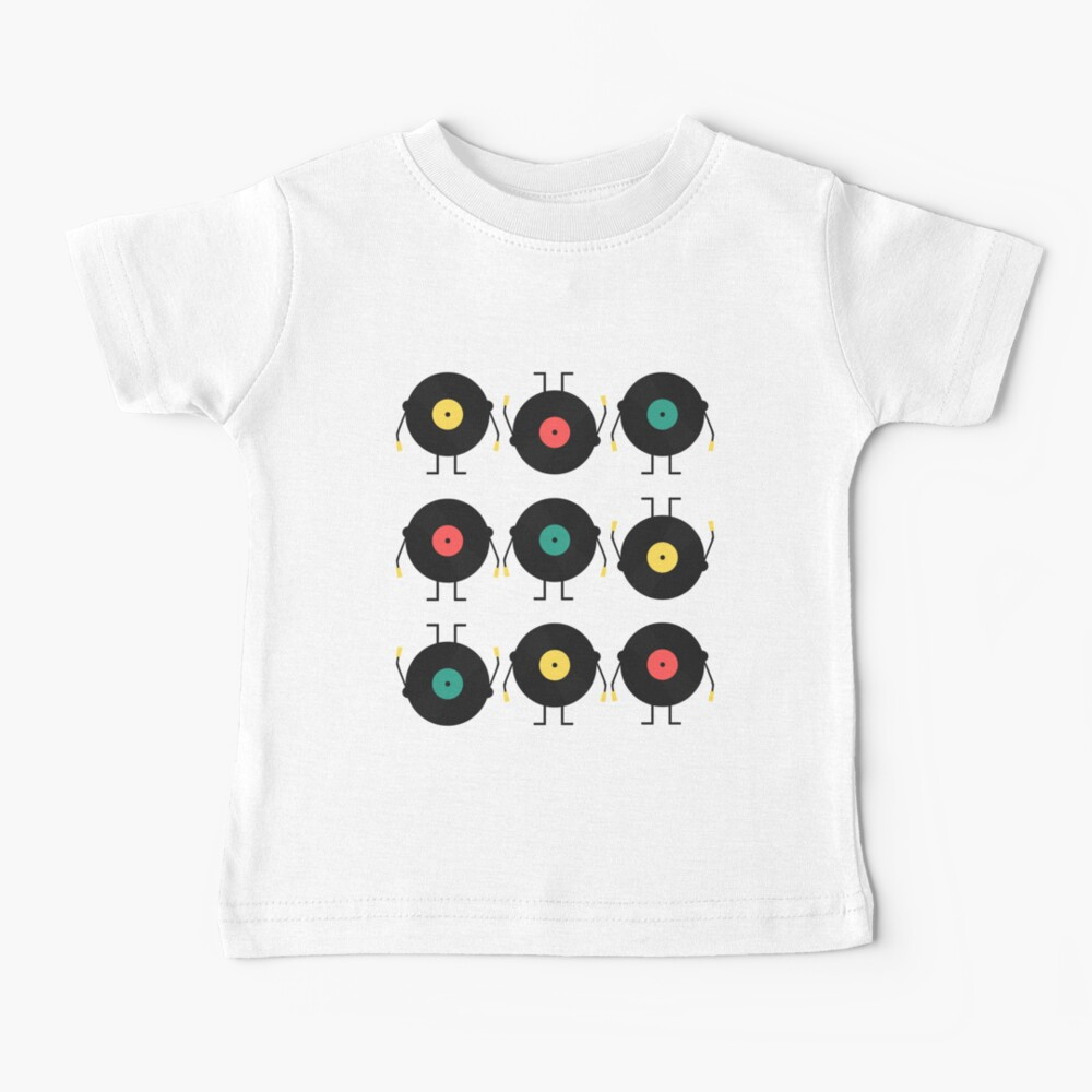 Little Records Baby T-Shirt