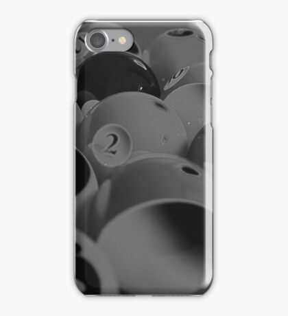 sliced balls iPhone Case/Skin