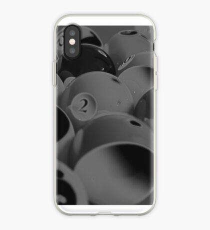 sliced balls iPhone Case