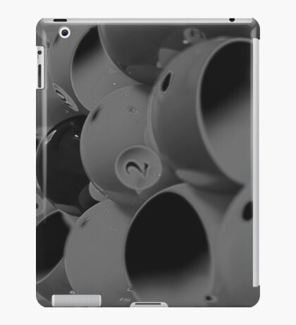 sliced balls iPad Case/Skin