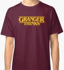 Granger Thinks! Classic T-Shirt