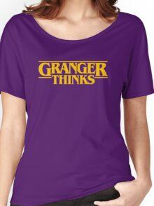 Granger Thinks! Women's Relaxed Fit T-Shirt
