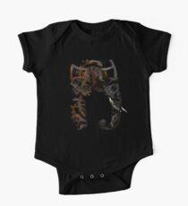 clockwork elephant Kids Clothes