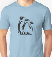 John McVie - Three Penguins T-Shirt