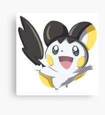Pokemon - Emolga Canvas Print