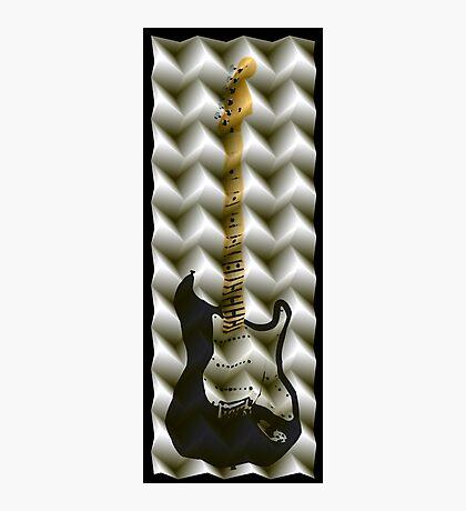 guitar folds Photographic Print