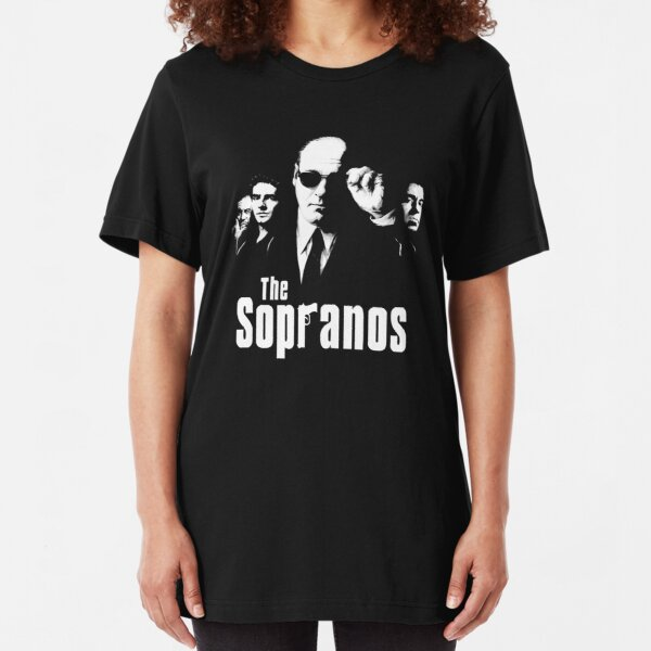 The Sopranos Slim Fit T-Shirt