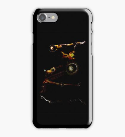 the modern woman iPhone Case/Skin