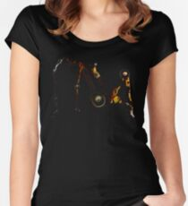 the modern woman Women's Fitted Scoop T-Shirt