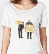 Father Ted Careful now Women's Relaxed Fit T-Shirt
