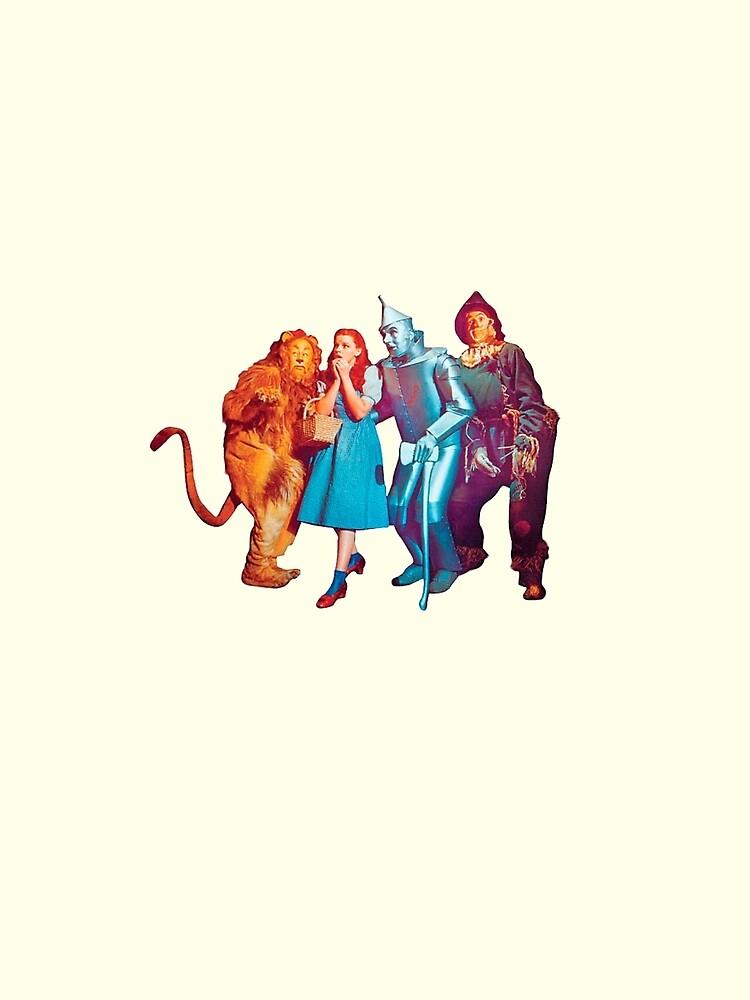 Wizard of Oz de lucassanchez