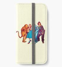 Wizard of Oz iPhone Flip-Case/Hülle/Klebefolie