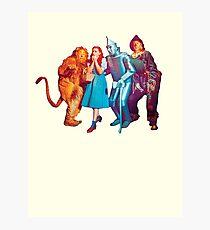 Wizard of Oz Photographic Print