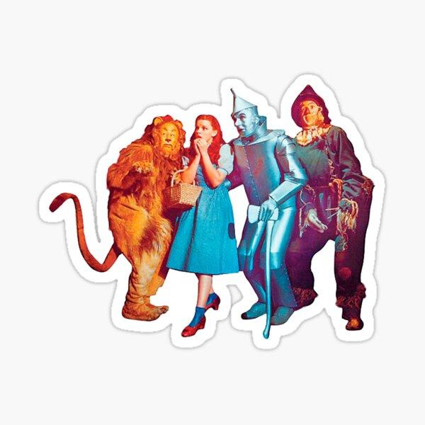 Wizard of Oz Sticker