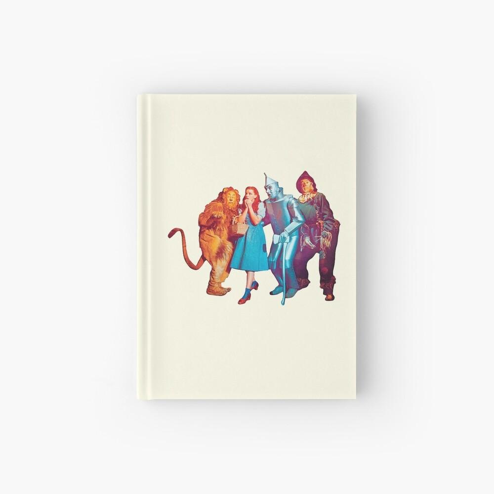 Wizard of Oz Cuaderno de tapa dura