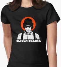 Ultraviolence Women's Fitted T-Shirt