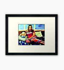 The Creative Framed Print