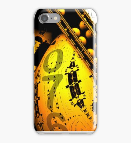 machine 076 iPhone Case/Skin