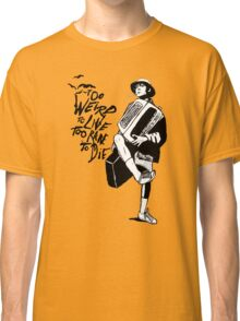 Weird and Rare - Fear Loathing Vegas Classic T-Shirt